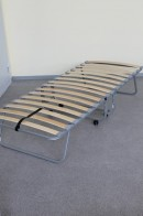 Раскладушка на металлокаркасе «Вега», (800х2000мм)