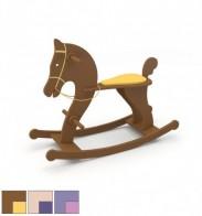 Лошадка-качалка, цвет в ассортименте