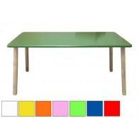 Стол для двоих (110х50 см) цвет в ассортименте