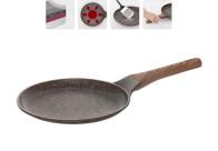 Сковорода блинная с антипригарным покрытием, 24 см, NADOBA, серия GRETA