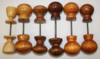 Ручка деревянная РК, в ассортименте