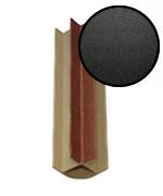 Профиль соединительный 90 гр., внутренний, «Черный матовый»