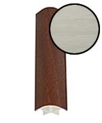 Профиль соединительный 90 гр., наружный, «Дуб беленый»