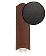Профиль соединительный 90 гр., наружный, «Дуб Венге»