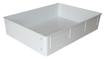Ящик мебельн. полиамид. 365х460х100 (бел)