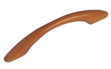 Ручка-скоба деревянная 96 мм., мод. 05-501-96, вишня оксфорд матовая