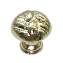 Ручка-кнопка металл, мод. 9067-05, жёлтый