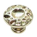 Ручка-кнопка металл, мод. 9068-05, жёлтый