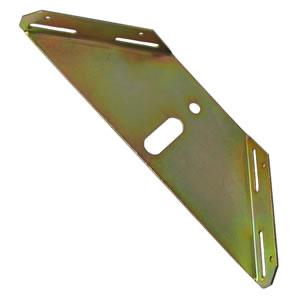 Стяжка-кронштейн для кровати 260х260 п.цинк