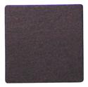 Наконечник войлочный клеевой, мод.04-598-83, 83х83 мм.
