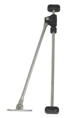 Кронштейн с тормозом 6.2-В-06, лев. (тяга 200 мм)