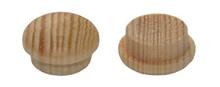 Заглушка дер.(сосна) 12 мм, без покрытия