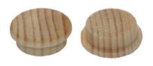 Заглушка дер.(сосна) 14 мм, без покрытия