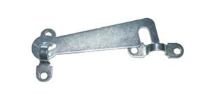 Крючок дверной КД-75, цинк